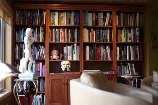 Bibliothèque Réjean Hébert 2013